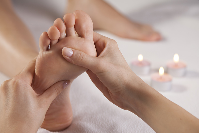 £19 instead of £299 for an online reflexology diploma course from the KEW Training Academy - save 94%