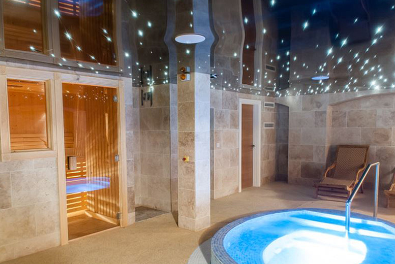 £59 for a spa day for two people with a 30-minute massage and facial or hour-long treatment each at Olympus Health Club & Spa, Liverpool - save 46%