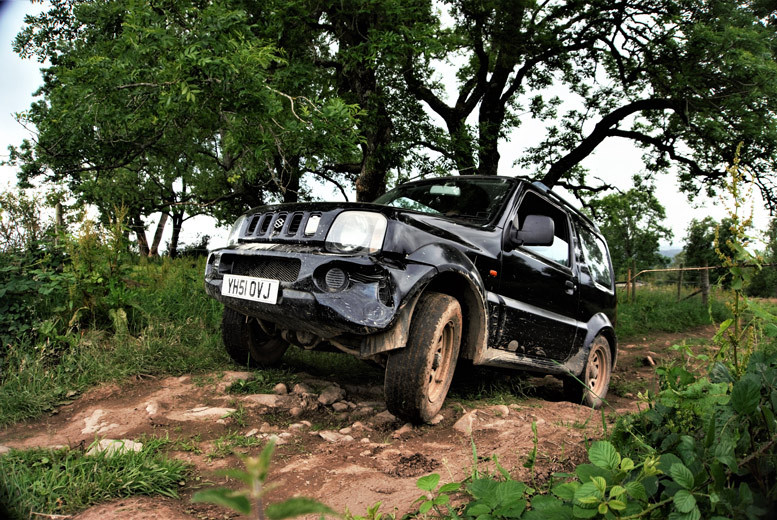 Glasgow: 4×4 Off-Road Driving Experience, Central Scotland from £24
