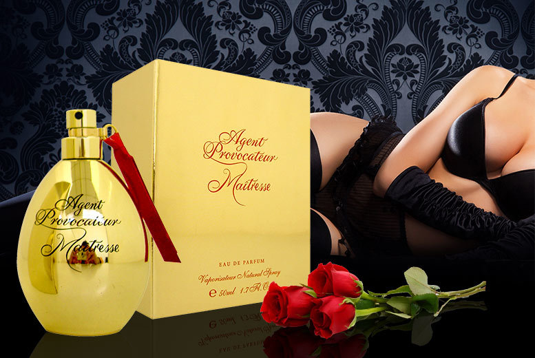 50ml Agent Provocateur Maitresse EDP from £19.99