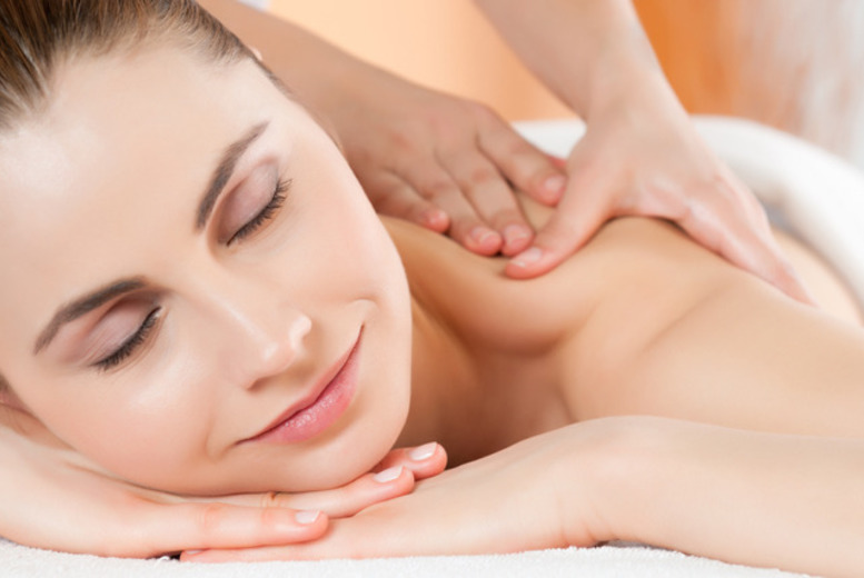 Bristol: 1hr Full Body Massage from £17