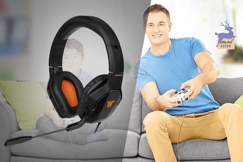 Microsoft-Licensed Tritton Trigger Xbox Gaming Headset from £19.99