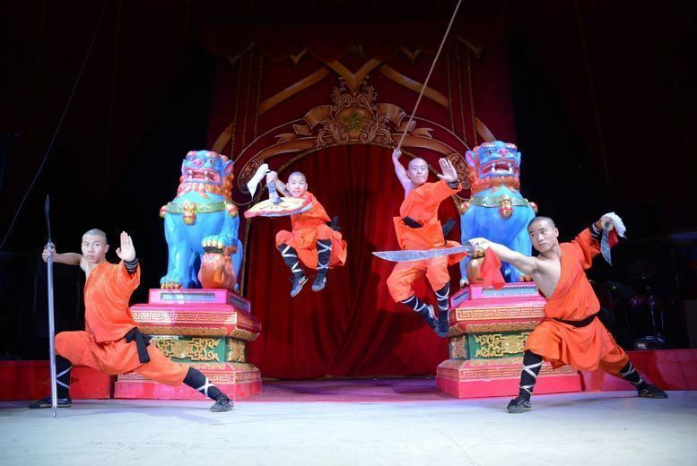 Newcastle: Chinese State Circus Tkt – 3 Locations! from £12.75