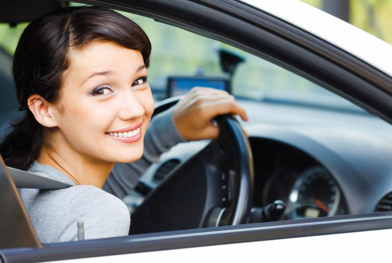 £12 instead of up to £115 for four hours of driving lessons in Derby or Nottingham or five hours in Cornwall from In The Right Lane - save up to 90%