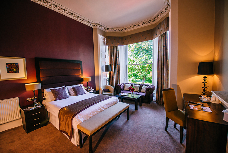 £69 (at The Links Hotel) for a stay for two including an afternoon tea, bottle of Prosecco and breakfast, £109 for two nights - save up to 52%