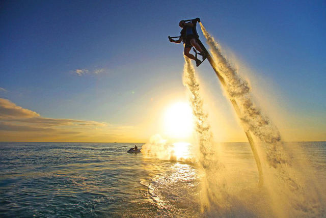 £99 instead of £149 for a 1-hour JetLev flying experience at JetLev-Flyer UK in 2 locations - save 34%