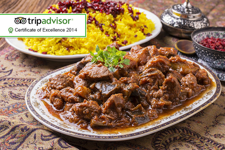£39 for a 10-course South African platter with a bottle of wine to share between two people, £78 for four people at Jabula, Ellesmere Port - save up to 48%