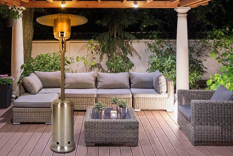 Outdoor Gas Patio Heater from £84