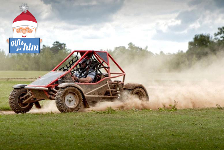 £29 for rage karting and laser clay shooting for one person, £58 for two at Heart of England, Fillongley - save up to 64%