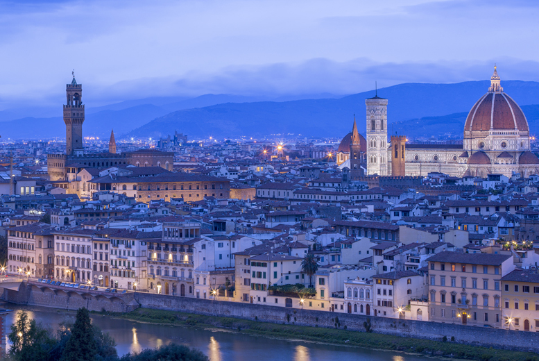 From £89pp instead of £159.54pp (from ClearSky Holidays) for a two-night 4* Florence break including flights, or from £119pp for three nights - save up to 44%