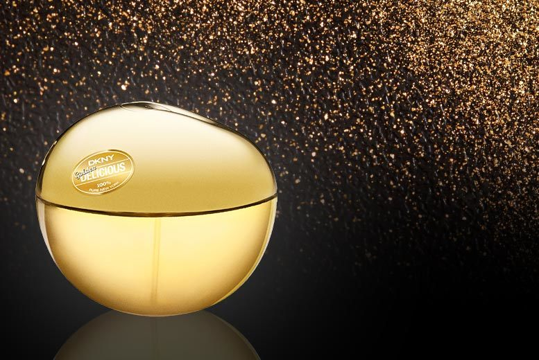 DKNY Golden Delicious EDP 50ml from £26.99