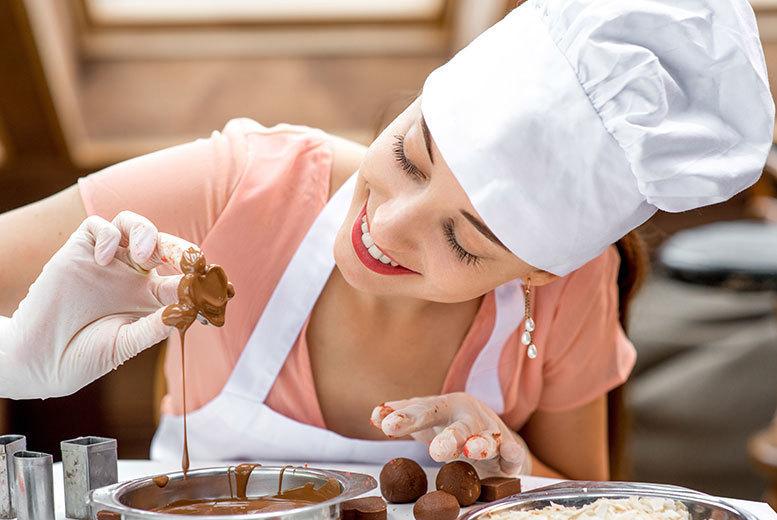Nottingham: 3hr Chocolate-Making Workshop for £24
