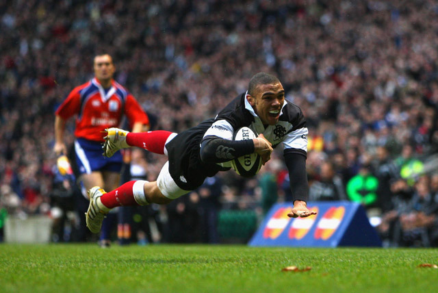 £12.50 for a child's ticket to the Barbarians v Fiji centenary match at Twickenham on 30th November 2013, from £15 for adult ticket