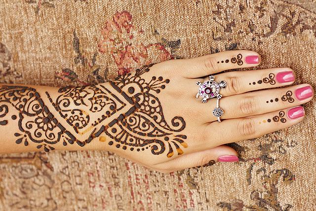 Henna Tattoo Kits Uk : Henna tattoo