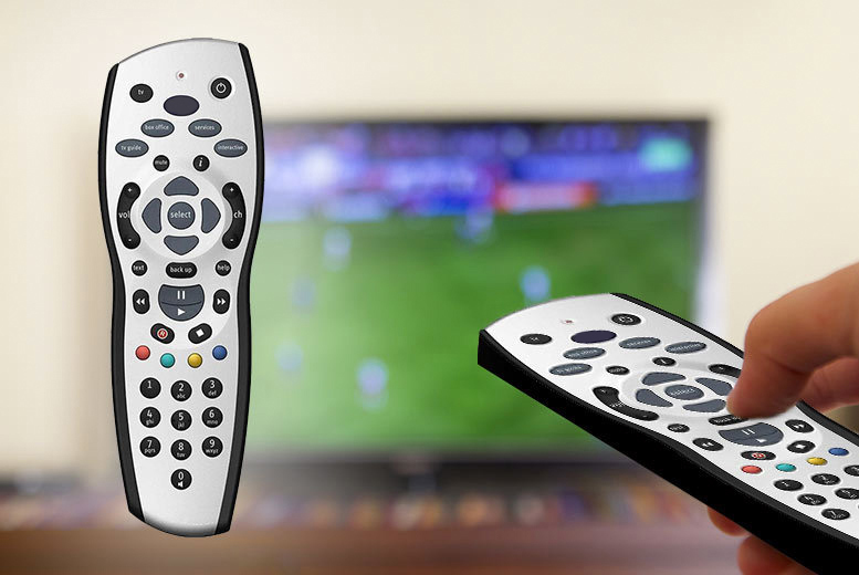 Sky+ HD Compatible Remote from £4.99