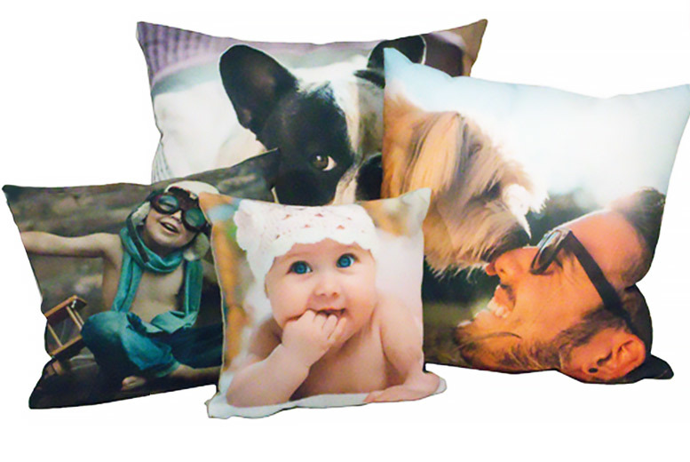 Personalised Cushion – 2 Sizes! from £7.99