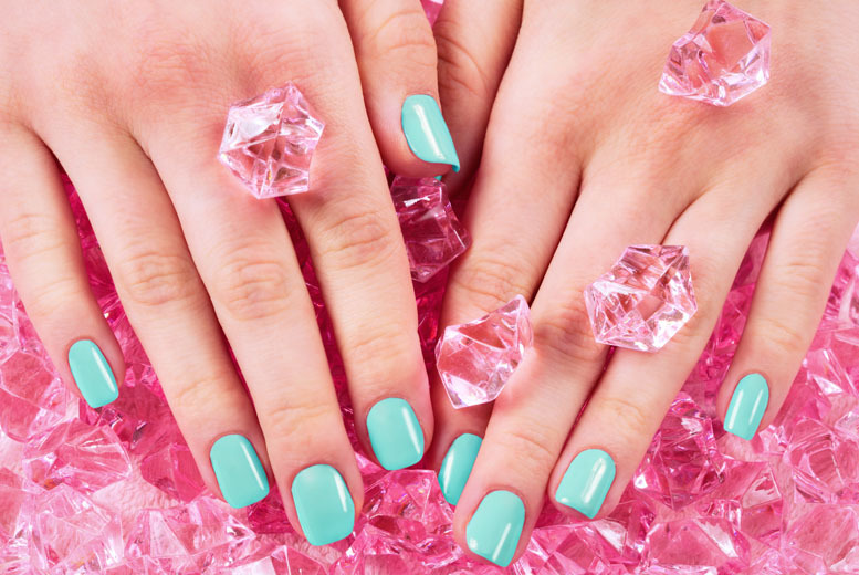Plymouth: Gel Manicure from £9