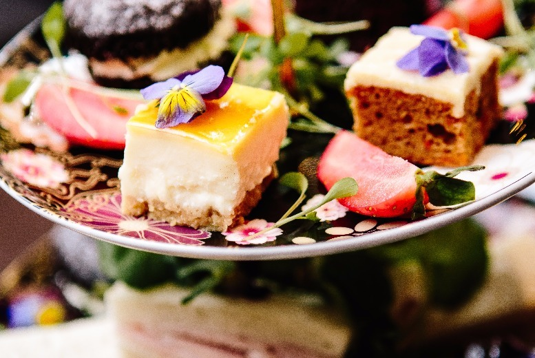 Stoke-On-Trent: Prosecco Afternoon Tea for 2 @ The Apothecary, Stafford from £17
