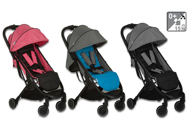 Hauck Swift Folding Pushchair – 3 Colours! from £89