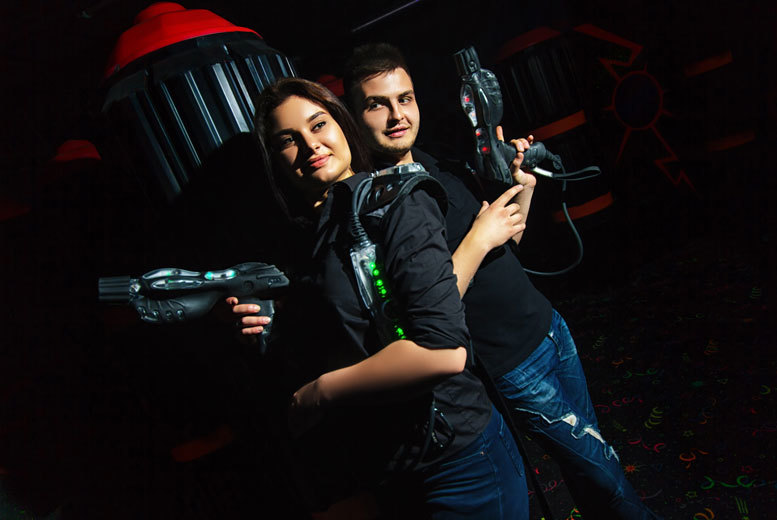 Birmingham: Hero Blast Laser Tag for 1 or 2 @  Grange Live Gaming, Birmingham for £9