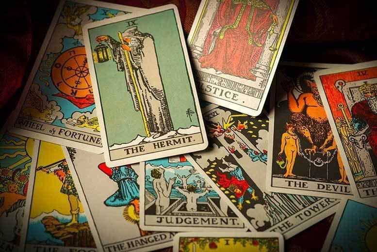 Leicester: 12mth Tarot Card Reading from £6