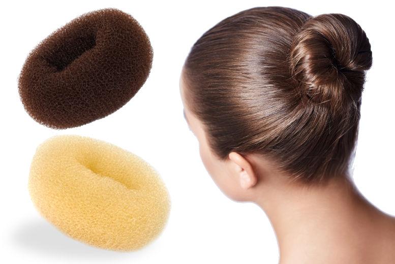 Hair Doughnut Bun Ring from £1.99