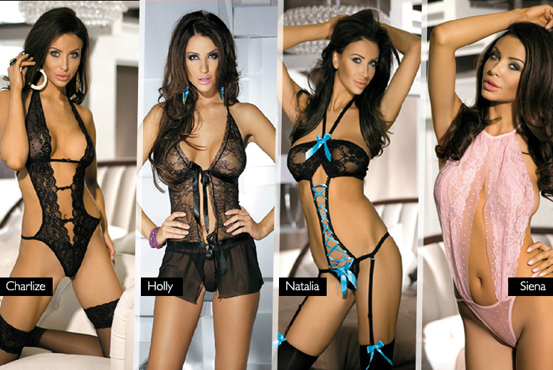 From £9.99 (from Risqué Intentions) for a signature sexy lingerie set - choose from 15 designs and save up to 75%