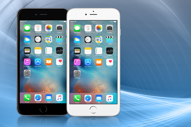 £10 instead of £48.99 (from The Smartphone Company) for an iPhone 6 Plus 16GB when you sign up to a 24-month contract - save 80% + DELIVERY INCLUDED!