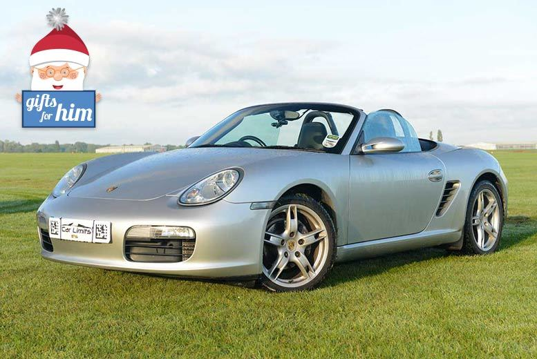 £30 for a three-lap sports car experience during the week, or £35 during the weekend at a choice of four venues with Supercar Test Drives - save up to 80%