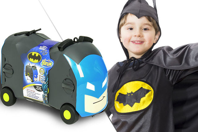 Kids' Ride-On Suitcase - 4 Designs!