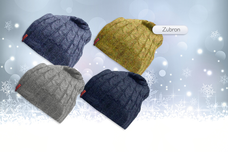 £6 instead of £24.98 (from McCalifornia) for a knitted beanie hat, £10 for two beanies - save up to 76%