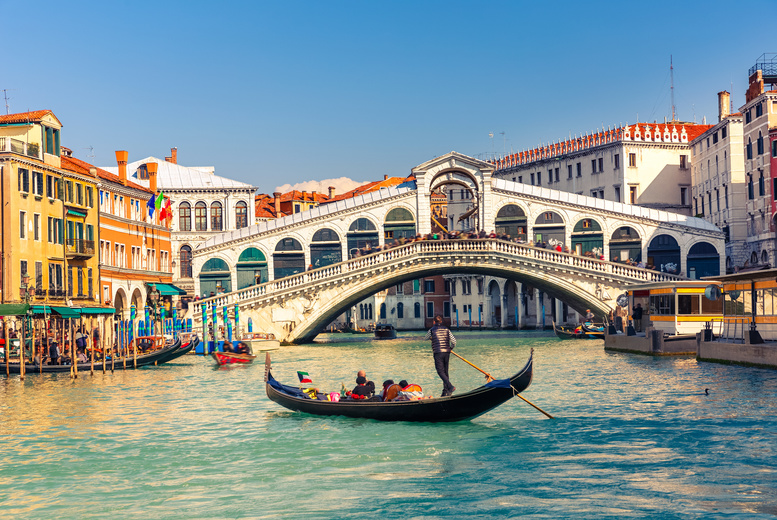 From £69pp instead of £128.29pp (from ClearSky Holidays) for a two-night Venice getaway including return flights, from £89pp for three nights - save up to 46%