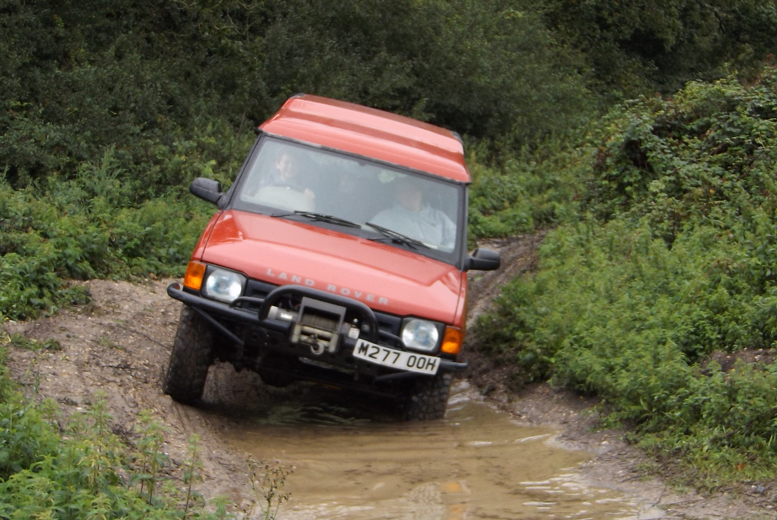 £44 instead of £119 for a junior 4x4 driving experience, or £49 for an adult experience with Dorset Activities - choose from two locations and save up to 63%