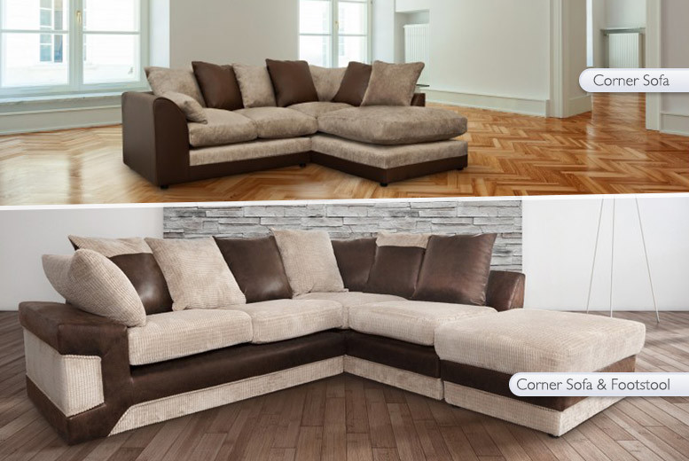 299 For A Stylish L Shaped Corner Sofa 369 To Include A Footstool