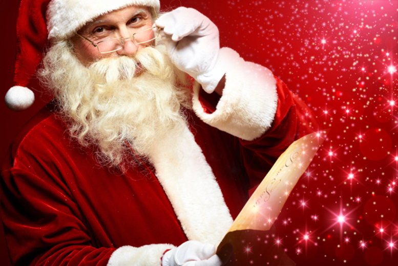 £1.99 instead of £14.95 (from The Santa Video) for a personalised Santa video - prove Santa exists and save 87%