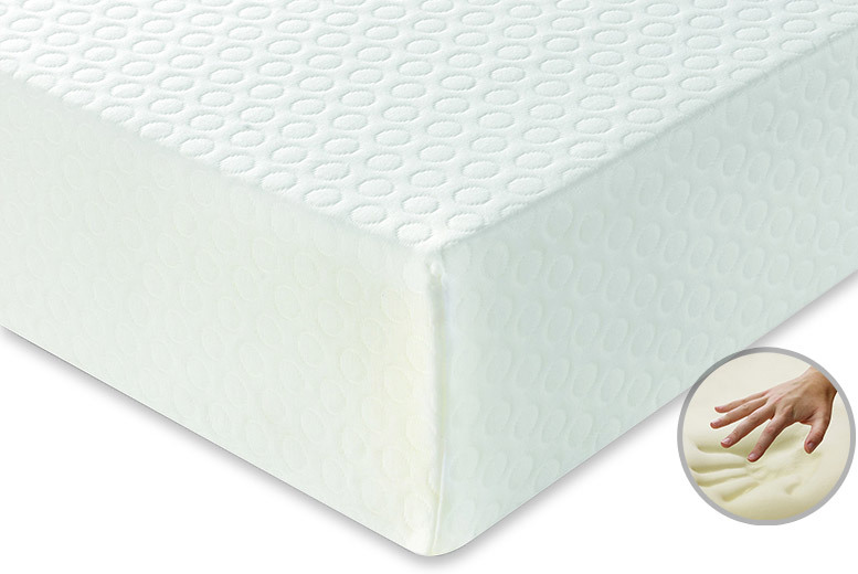 £69 (from Cheap-Mattresses) for a single dream memory foam mattress, £99 for a small double or double, £119 for a king size - save up to 67%