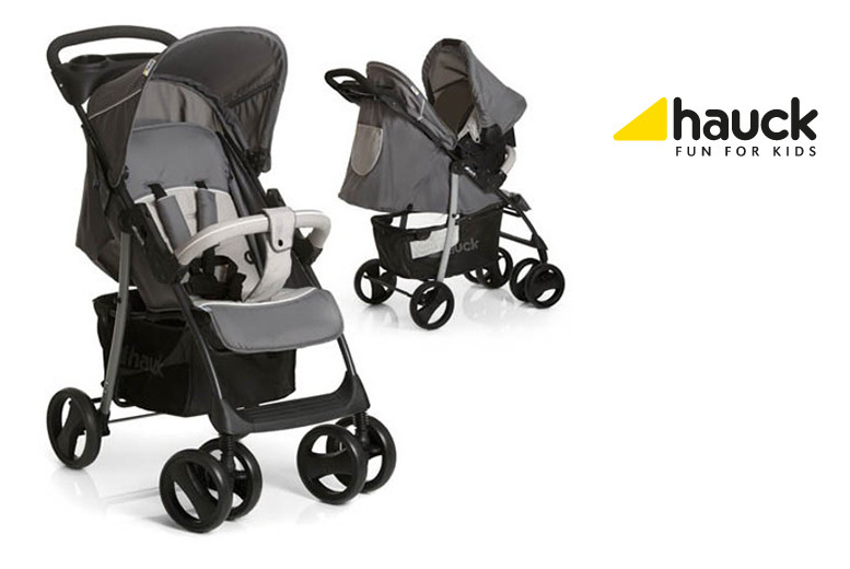 Hauck Shopper SLX Shop 'n' Drive Travel System – 2 Colours! from £119