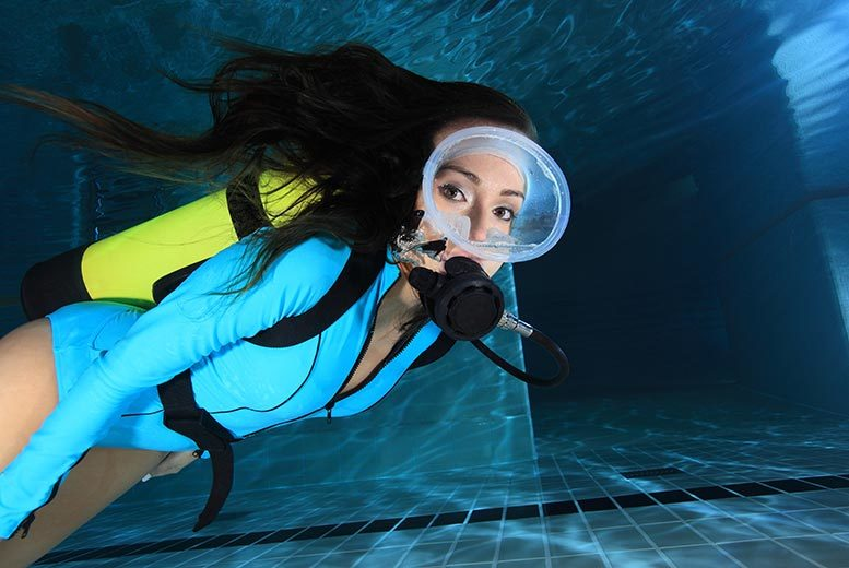 Birmingham: 3-Hour Scuba Diving Lesson – 2 Locations! from £12.5