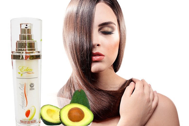 £4 instead of up to £32.99 (from Eden Organic Care) for a 50ml bottle of argan or rosehip hair oil, or a 100ml bottle of avocado oil - shine and save up to 88%
