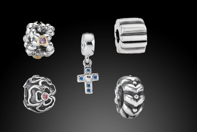 From £12 (from Jewel First) for a choice of 5 different Pandora charms - adorn your bracelet & save up to 20%