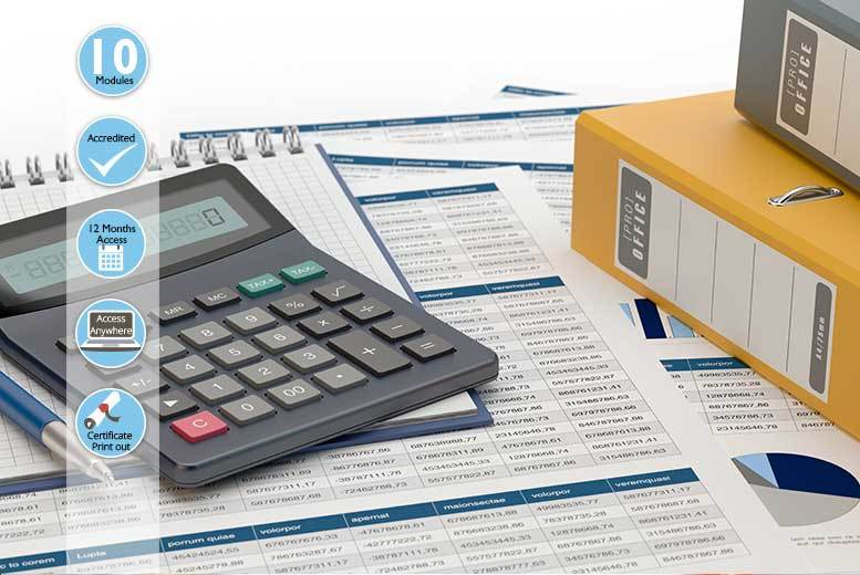 Accredited Accounting & Bookkeeping Course