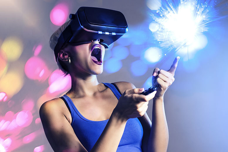 From £11.50 for a 30-minute VR gaming experience, from £18.50 for an hour-long experience, or from £70 for a party experience for up to eight people at Matrix Virtual Reality, Birmingham - save up to 23%