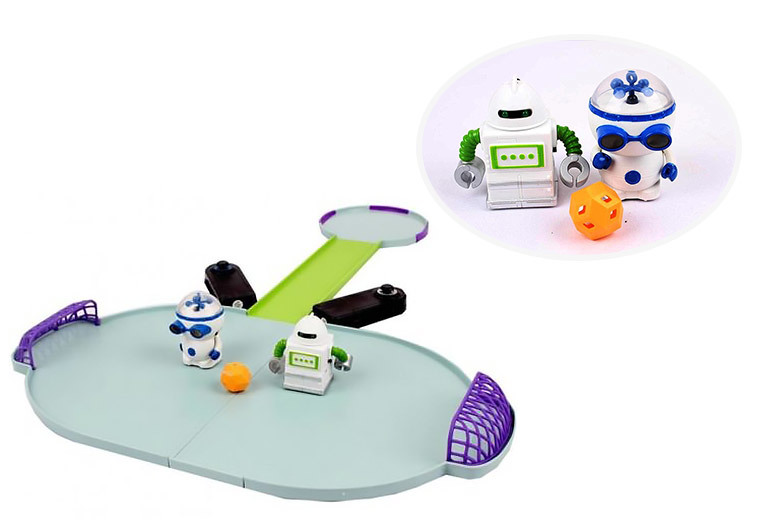 Remote Control Robot Football Arena from £12.99