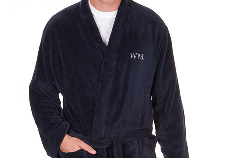 Luxury Personalised Robe from £12.99