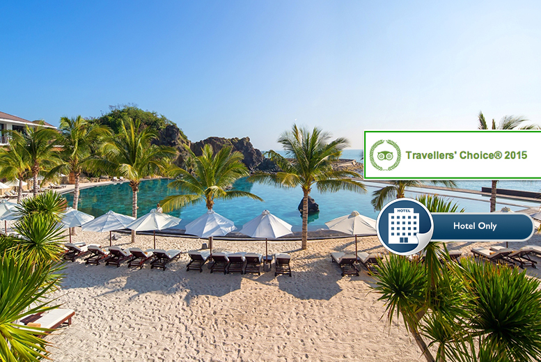 From £699 (at Amiana Resort) for a 5*  7-night Vietnam luxury beach stay for two, from £999 for 10 nights - save up to 56%