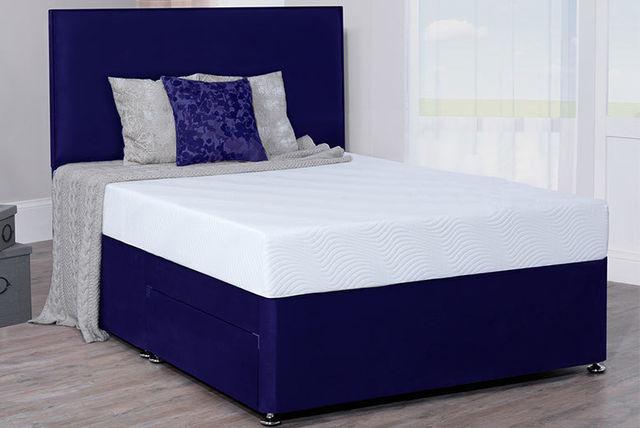 ecoflex memory foam mattress