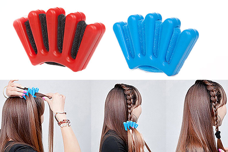 French Braiding Tool for £1.99
