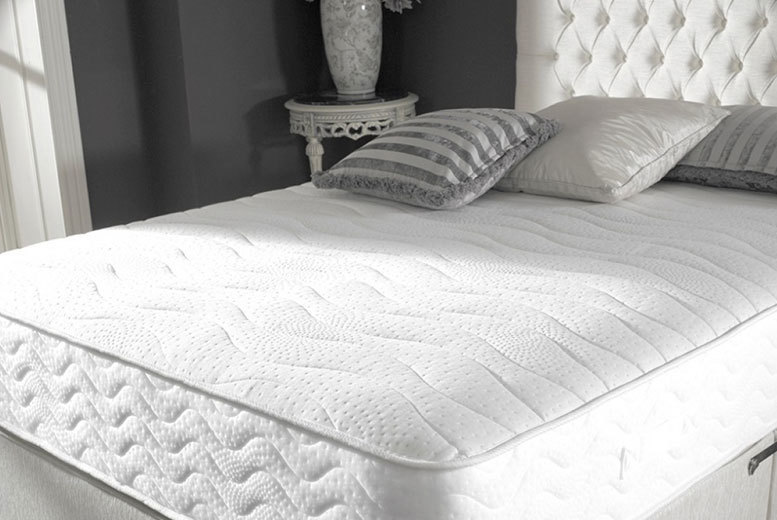 Cool Touch Orthopaedic Mattress from £129