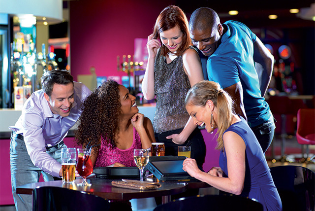 £3 for a cheap as chips bingo offer for 2 people including a bowl of chips and a free set of bingo books each at Mecca Bingo, various UK locations
