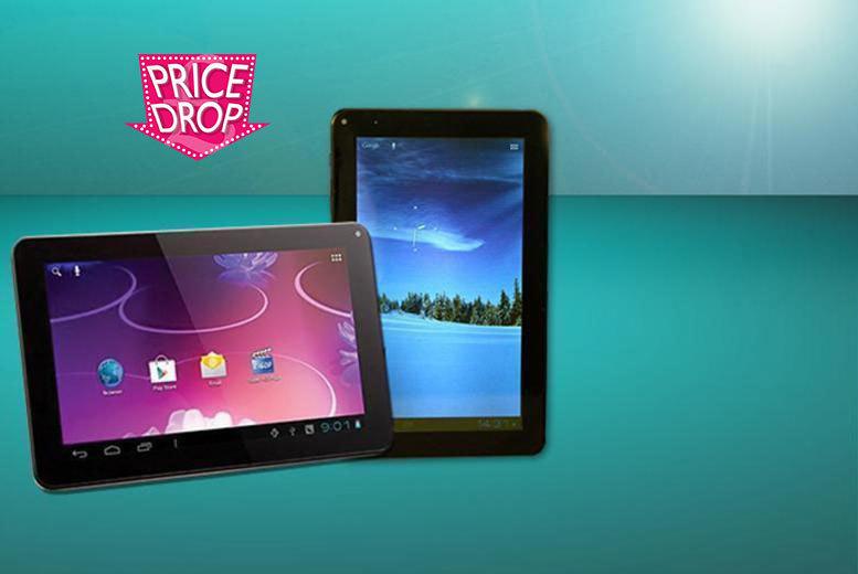 """D2D Kids 7"""" Dual Core Tablet Bundle"""